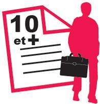 Fichier entreprises 10 salariés et + Pays de la Loire