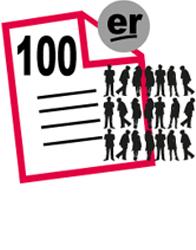 Fichier des 100 premiers établissements selon effectif Loire-Atlantique