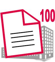 Panorama des 100 + grandes entreprises des Pays de la Loire