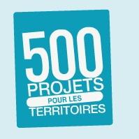 500 projets pour les territoires