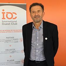 Alain Dufay, directeur commercial Buscher Vaslin