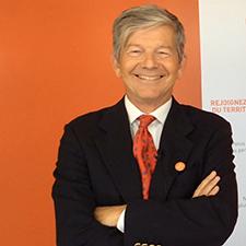 Bruno Voisard, VP International Ouest Club
