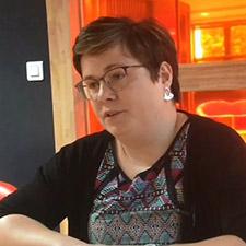 Camille Gatard, porteuse de projet