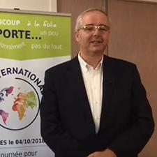 Jean Pascal Chupin, président Florentaise
