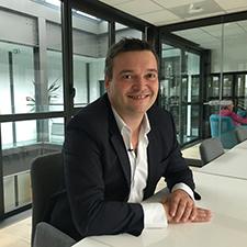 David Le Glanaër, co-fondateur du Groupe SYD