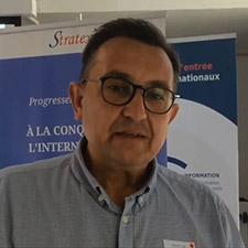 Eric Gruau, dirigeant de Manut-LM