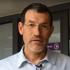 François Auger, dirigeant de l'entreprise Cairn