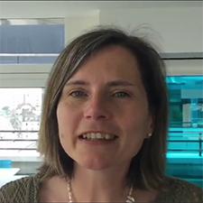Gaëlle Béranger, responsable études, économie et stratégie des territoires