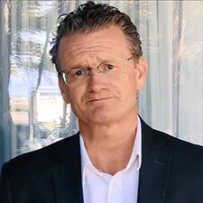 Laurent Métral, président d'Audencia