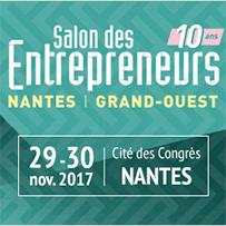 Salon des Entrepreneurs Grand Ouest - Nantes 29 et 30 novembre 2017