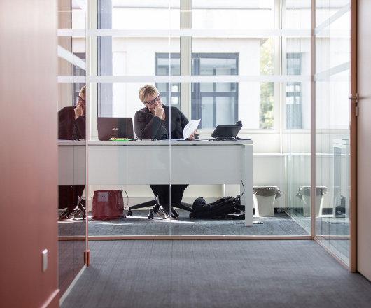 Bureaux En Location Au World Trade Center Nantes Atlantique Cci