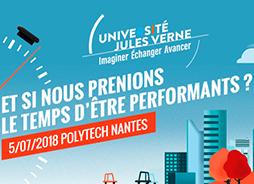 Université Jules Verne 2018