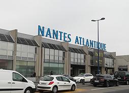 Réaménagement de Nantes Atlantique