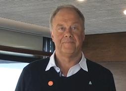 Benoît Van Ossel, Président d'International Ouest Club