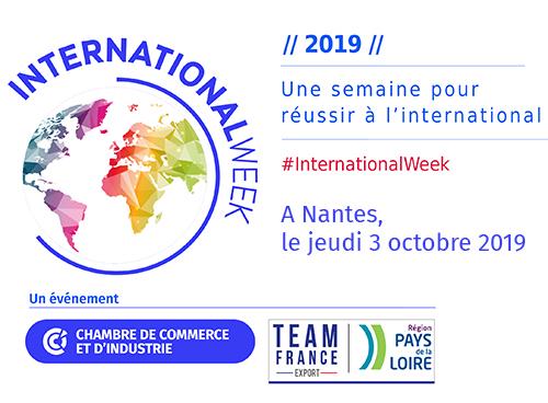 International Week Nantes 2019