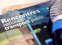 Rencontres nationales du transport public du 1er au 3 octobre à Exponantes Le Parc