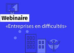 [WEBINAIRE] Difficultés financières des entreprises et réponses d'experts
