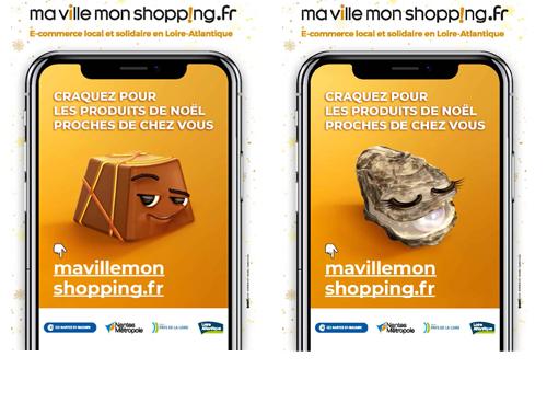 MaVilleMonShopping.fr : nouvelle campagne de communication pour les fêtes de fin d'année