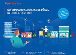 Expertise Eco : Panorama du commerce de détail en Loire-Atlantique