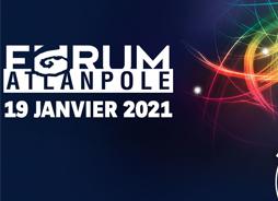 Participez au Forum Atlanpole 2021 (100% digital)