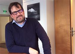 Jérôme Bourgeois, gérant de l'entreprise JB Atelier