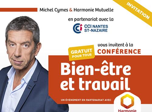 """Conférence """"bien-être et travail"""""""