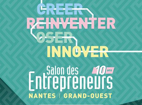Cci nantes st nazaire for Salon des entrepreneurs