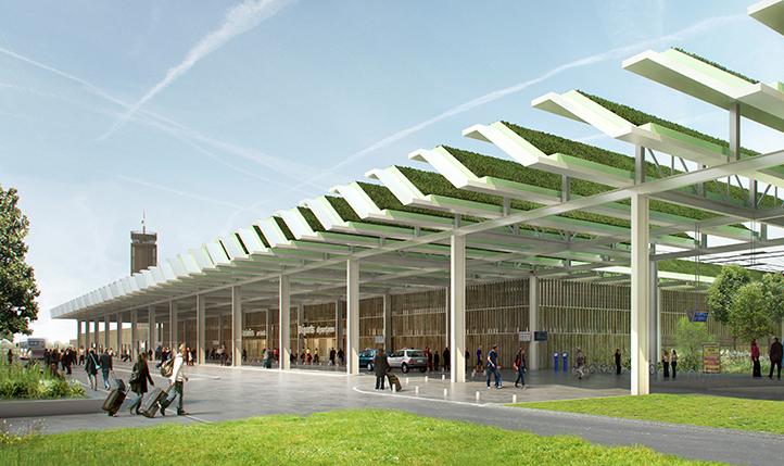 L'Aéroport du Grand Ouest, un booster économique attendu par les entreprises