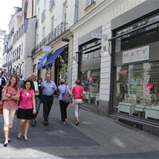 Nantes : le commerce de centre-ville renoue avec la croissance