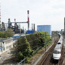 Donges : le contournement ferroviaire des sites industriels en bonne voie