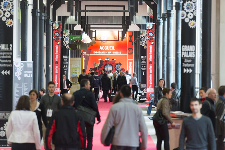 « Le salon de l'industrie est devenu incontournable ! »