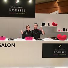 Alexia Morand, assistante commerciale pour la Maison Christophe Roussel