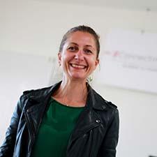 Virginie Sitter, chargée d'activités numériques à la CCI Nantes St-Nazaire