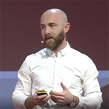 Cyrille Chaudoit, Directeur Innovation Digitale The Links