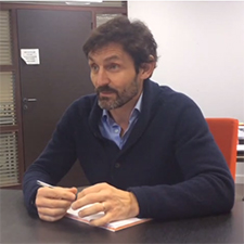 Fabrice Brangeon, dirigeant Someva