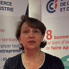 Françoise Deniaud, Auberge de Bréca à St-Lyphard