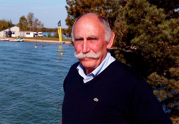 Jean-Yves Leroux, gérant de «Espace Quilly»
