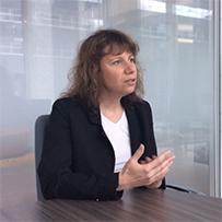 Karine Bernier, chargée d'études RH CIC Ouest