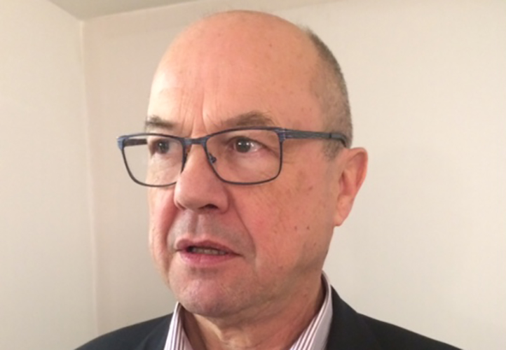 Marcel Boursier, Pdg de la société Liftvrac
