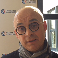 Nicolas Debon, Directeur Général Nantes St-Nazaire Développement