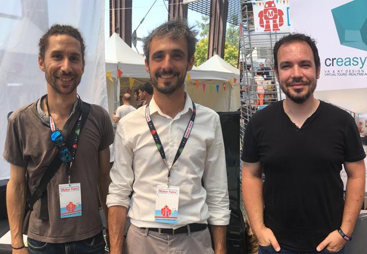 Nantes Maker Faire 2017 : les inventifs fabriquent demain
