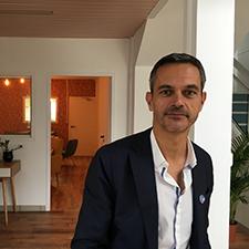 Philippe Fintoni, directeur de la Ruche
