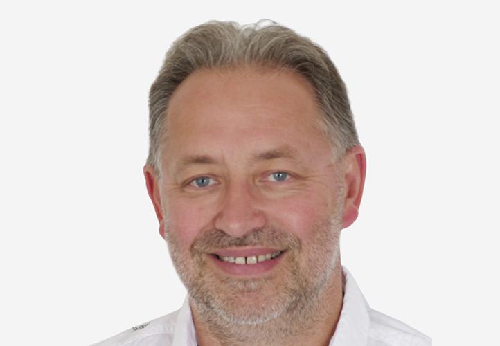 Stéphane CREPET, dirigeant de Productys