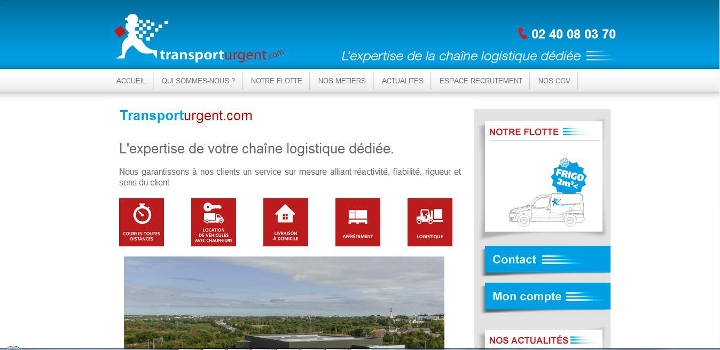 L'accélération de Transporturgent.com