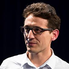 Vincent Tharreau, président de l'entreprise Kiplin