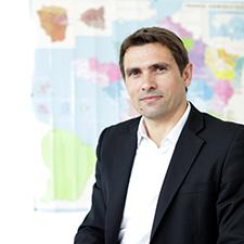 Yann Goyat, dirigeant de Logiroad