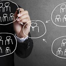 Rejoindre un réseau professionnel
