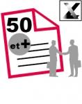 Fichier des 50 et + Loire-Atlantique Excel