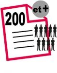 Fichier 200 et + Pays de la Loire