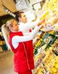 CAP employé de vente spécialisé option A produits alimentaires